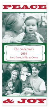 Family Affiar Holiday Card