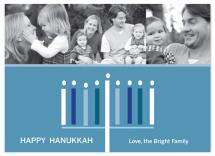 a Bright Hanukkah by Red Turtle