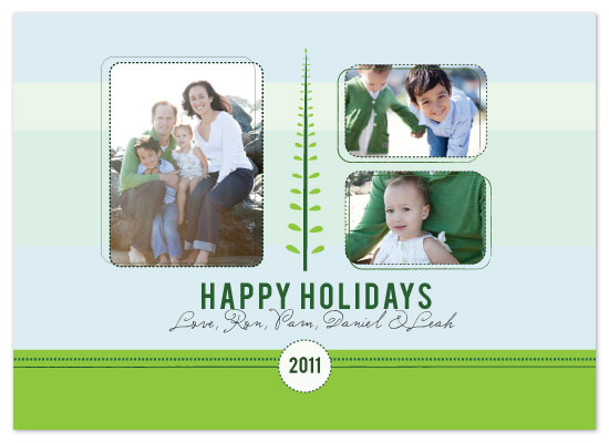 holiday photo cards - A Simple Holiday by Julia