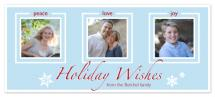 Holiday Wishes by Laura Hancko