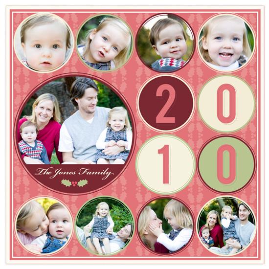 holiday photo cards - Holly  by Amanda Claybrook