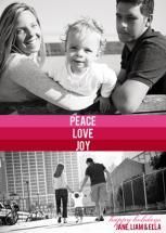 Peace, Love & Joy by Simply Paige