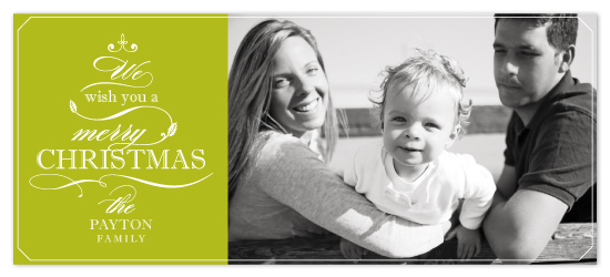 holiday photo cards - Christmas Wish by Carrie ONeal