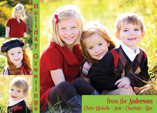 holiday photo cards - greetings by Rosemary Maritote