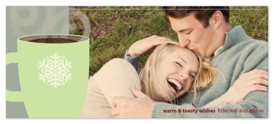 holiday photo cards - Warm & Toasty by Noah and Olivia