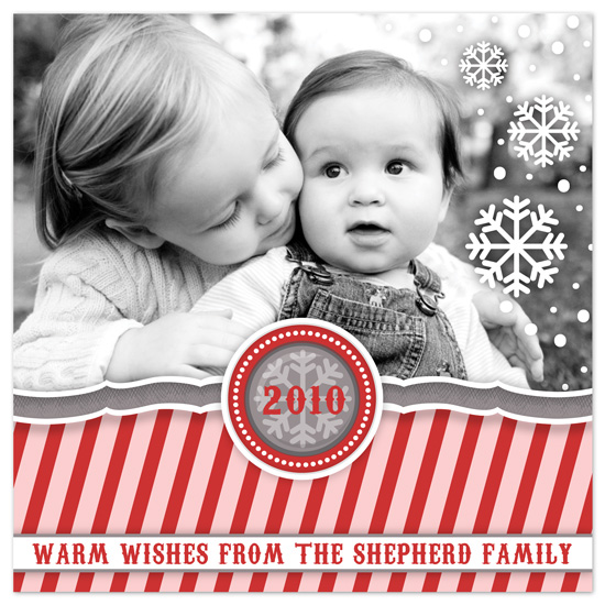 holiday photo cards - Candy Christmas by Mariah DeMarco
