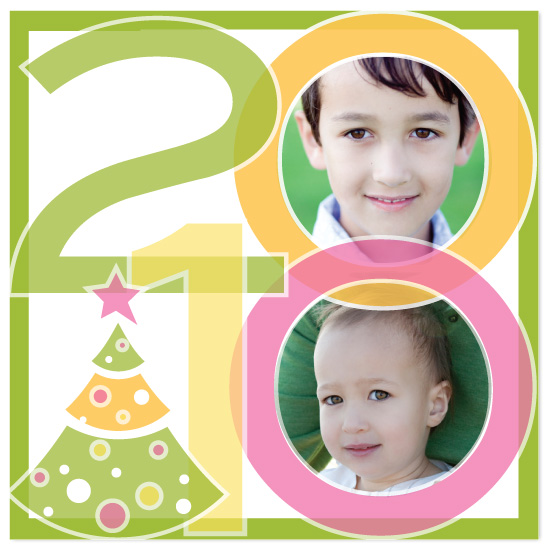 holiday photo cards - 2010 by Ephemeral Evidence