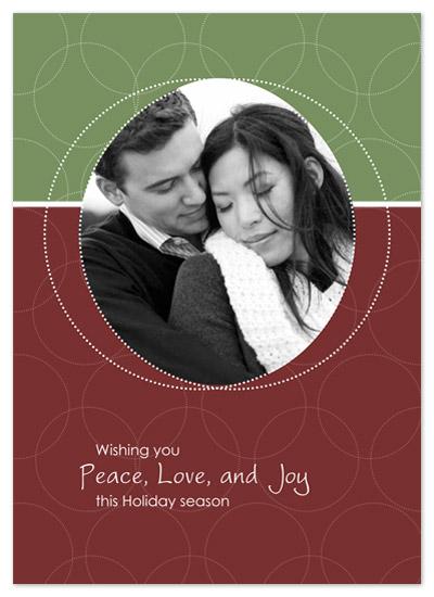 holiday photo cards - Warm Holidays by Annalisha Johnson