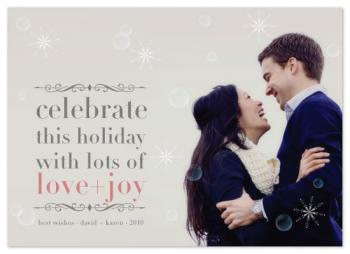 Celebrate Love  + Joy