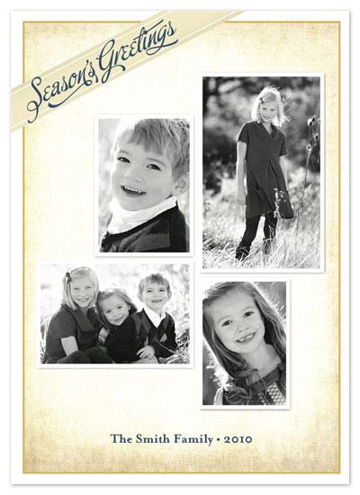 holiday photo cards - beri oldstyle by keriberi