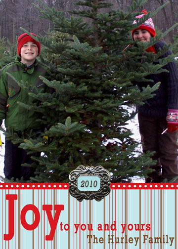 holiday photo cards - Tree Fun by Karen Hurley