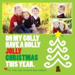 Holly Jolly Christmas by Lindsey Paige