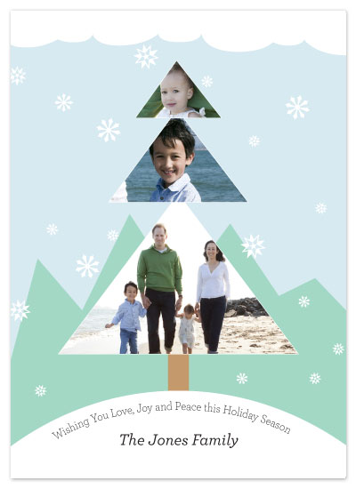 holiday photo cards - Family Tree by Keep 'em comin