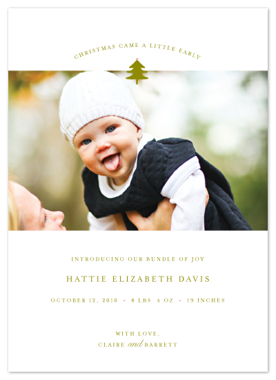 holiday photo cards - christmas bundle by Toast & Laurel