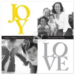 Joy and Love Sculptures