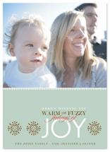 Fuzzy Feelings by Ten26 Design Custom Invitations