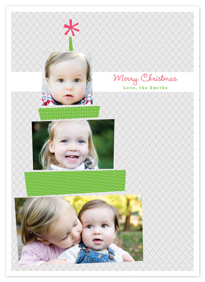 holiday photo cards - Holiday Family Tree by Victoria J. Rodrigues