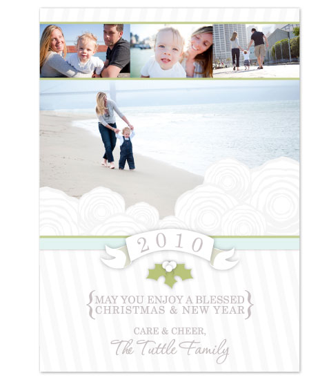 holiday photo cards - Beauty Blooming by Mariah DeMarco