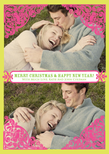 holiday photo cards - Lovely Christmas by Heatherly