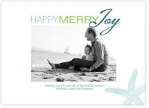 Happy Merry Joy Beach C... by MaccLin Creative