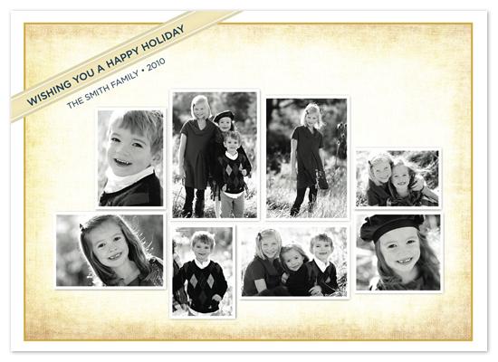 holiday photo cards - beri multi oldstyle by keriberi
