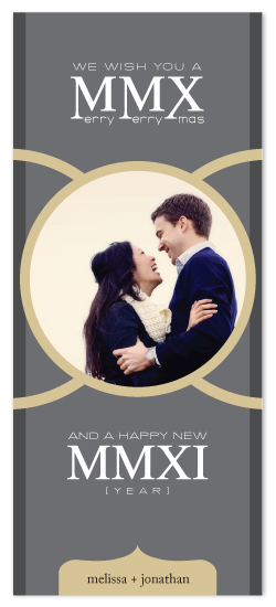 holiday photo cards - Year to Year by Loralee Alcantara