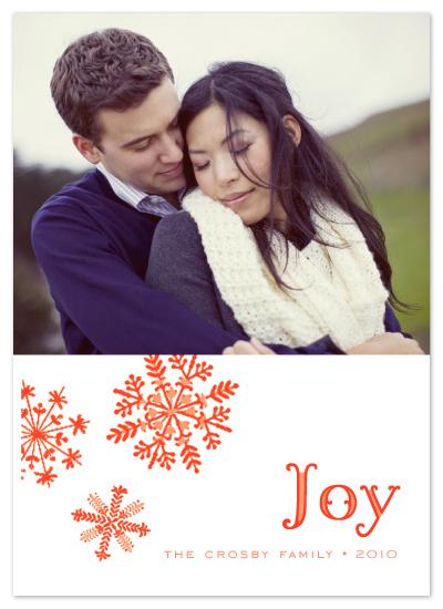holiday photo cards - Coppenhagan Joy by j.bartyn