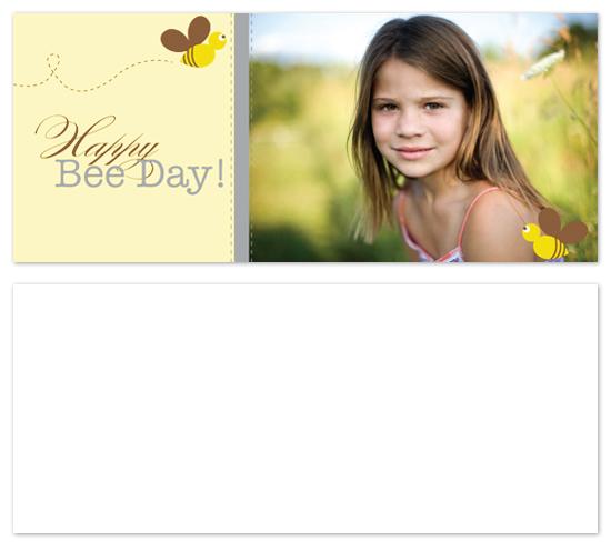birthday cards - Happy B Day by Laurel Goodroe
