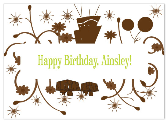 birthday cards - Everything Birthday! by Etched