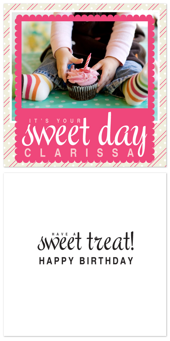 birthday cards - Sweet Day by Lizzy B Loves
