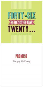 Birthday + Promise