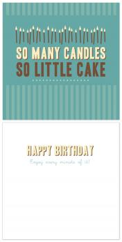 Birthday + Candles