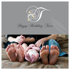 Happy Birthday, Initial