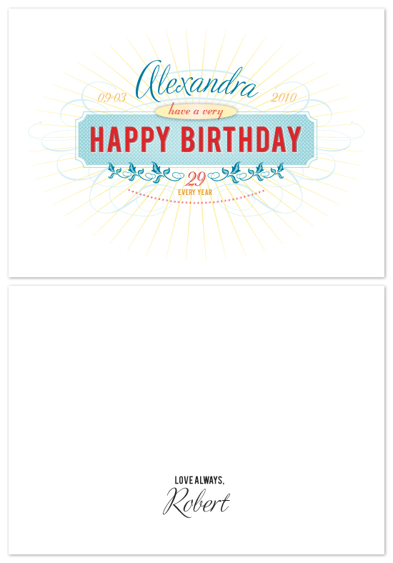 birthday cards - The Womanly Type by Ann Gardner