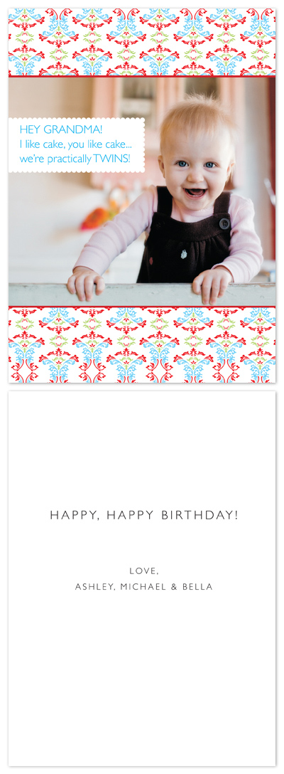 birthday cards - We Like Cake by Aimee