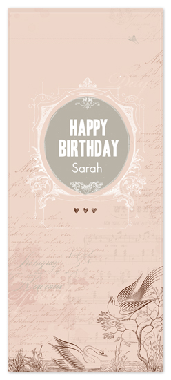 birthday cards - Feminine Birthday Card by vinnie pearce