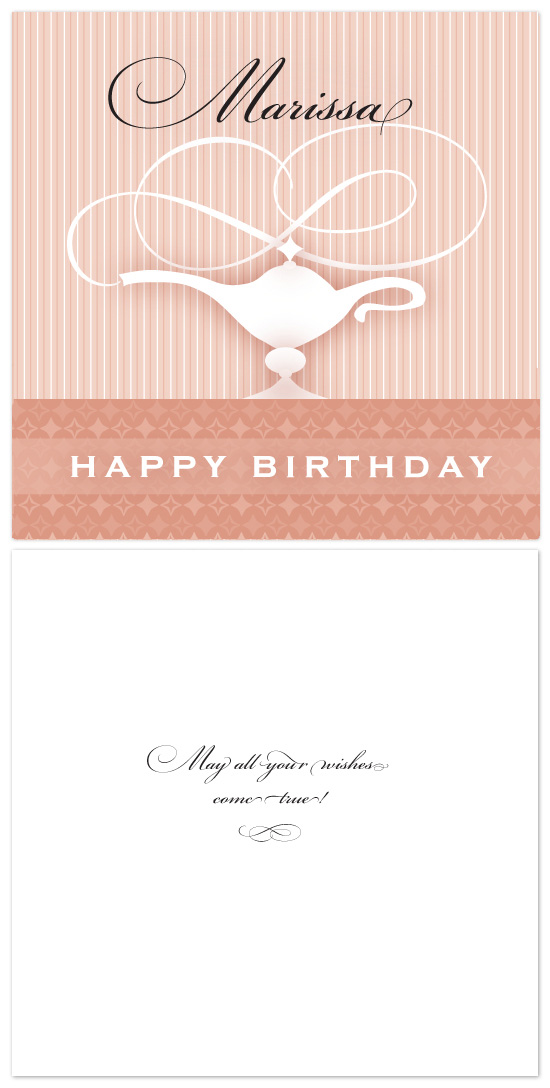birthday cards - Magic Wishes by Tanyia Johnson