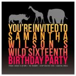 Wild Sixteenth by Meghan Legaux