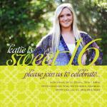 katie's sweet 16 by Laura Buchanan