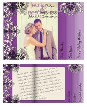 Wedding Thank You/ Holi... by Sadie Visser Designs