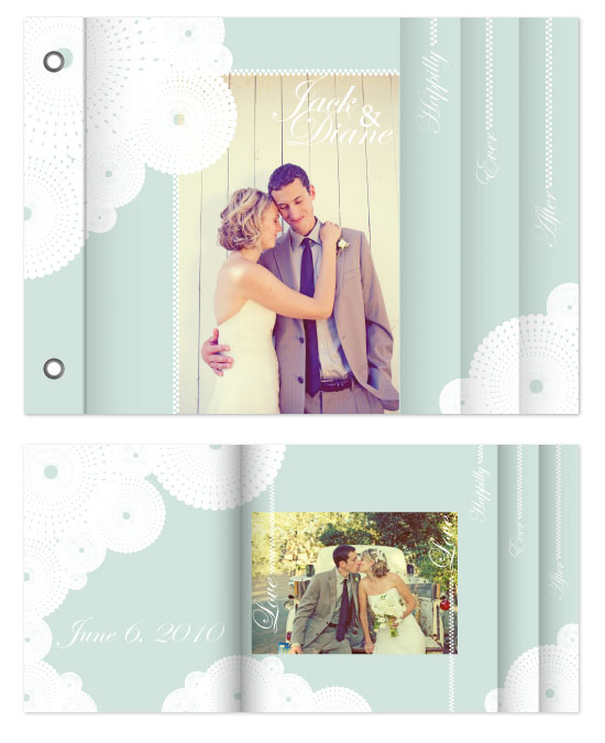 minibook cards - Celebration Of Love & Happiness by Jennifer Stein of PS Designs Etc.