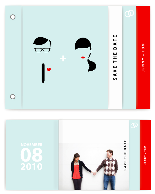 cards - visage by Marabou Design