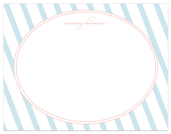 personal stationery - Circus by Cami