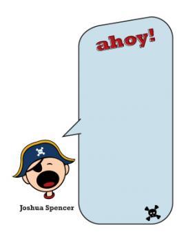 Pirate Ahoy!!