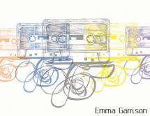 Cassette Tape Stationar... by Kierra Fortney