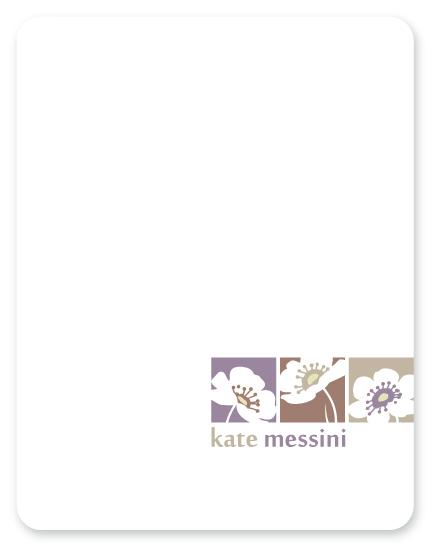 personal stationery - Posie-tively by Karen Glenn