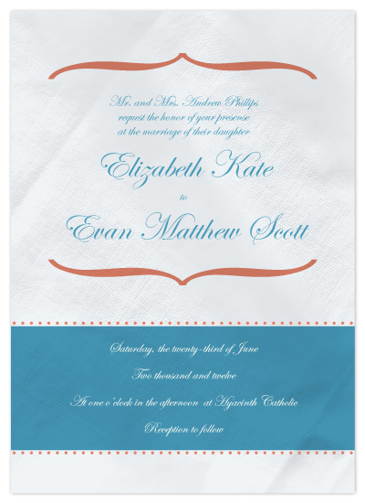 wedding invitations - Royal by John Scarratt