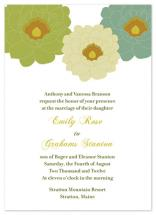 Vintage Flowers by Red Turtle