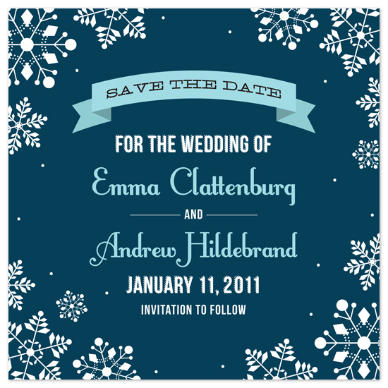 save the date cards winter wonderland at minted com