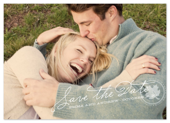 save the date cards - Postcarded by Jillian Van Weelden